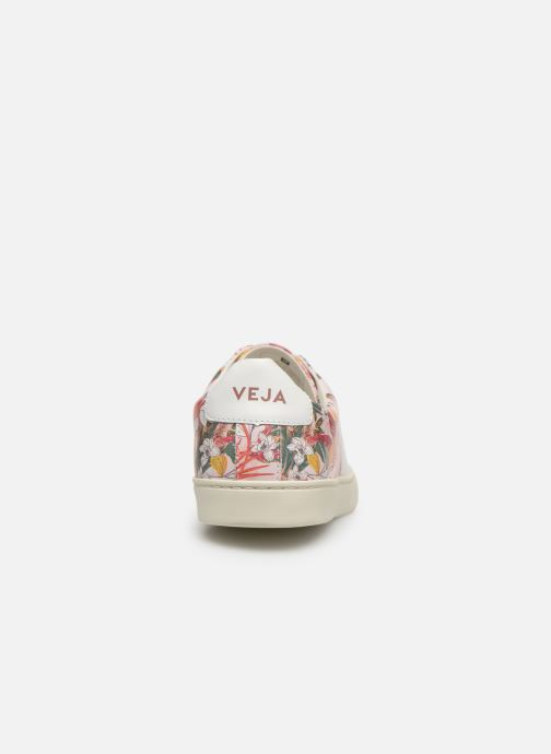Trainers Veja Esplar Small Lace Pink view from the right